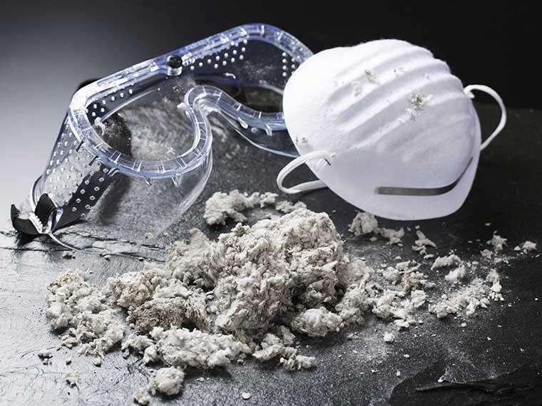 Asbestabbau & Entsorgung